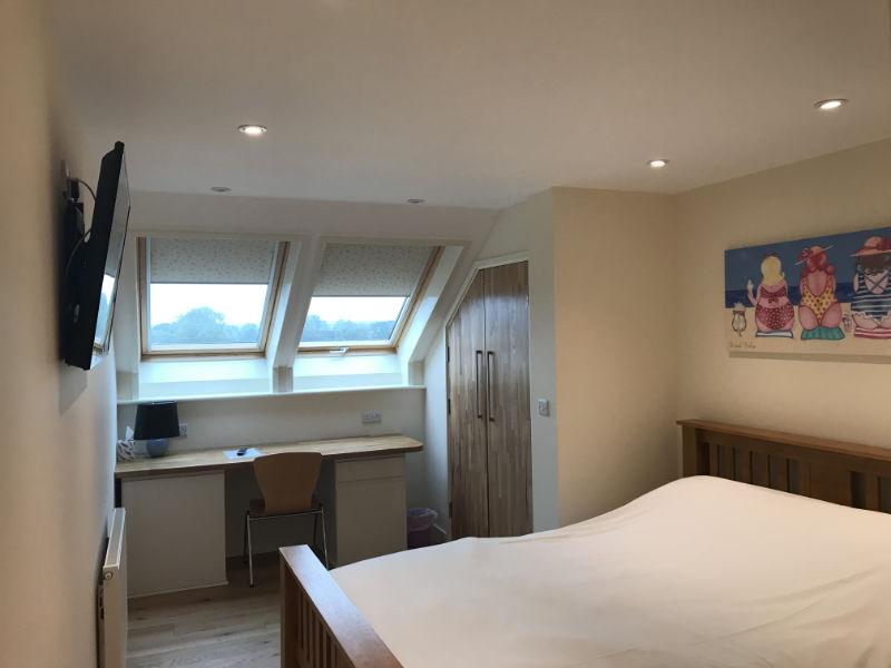 Kiddicott Farm Bedroom